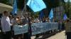 Liberalii au organizat un marş al demnităţii prin centrul capitalei (VIDEO)