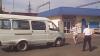 IMAGINI TERIFIANTE! Un pieton este lovit în plin de un microbuz în Rusia