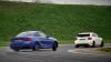(VIDEO) Mercedes-Benz A45 AMG, faţă în faţă cu un BMW M235i. Cine crezi că învinge în duel?
