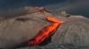 S-a trezit vulcanul Etna din Sicilia. Un aeroport a fost deja închis