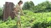 (VIDEO) Îşi petrec vacanţa cu sapa în mână. Soarta dramatică a copiilor care muncesc pe câmp alături de părinţi