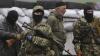 Separatiştii din Ucraina nu ascund că de partea lor luptă mercenari străini