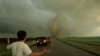 O tornadă a făcut prăpăd într-o localitate din statul american Indiana