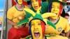 """""""A fost Taghil, dar acum este Brasil"""". Un grup de moldoveni face furori la Campionatul Mondial de fotbal (VIDEO)"""