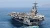 SUA îşi consolidează poziţiile în Golful Persic printr-un portavion şi alte trei nave militare