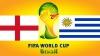Meci decisiv pentru Anglia şi Uruguay la Campionatul Mondial. Cine crezi că se va califica în optimi?