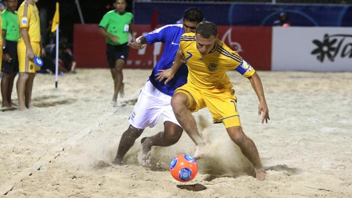 Undă verde pentru fotbalul de plajă din Moldova. Un stadion special va fi construit în parcul Valea Morilor