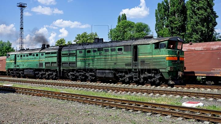 TRAGEDIE la Ungheni! Un bărbat s-a aruncat în faţa trenului