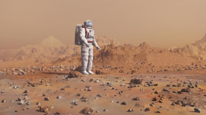 Studiu ştiinţific: Temperaturile de pe Marte ar fi uşor de suportat de către oameni