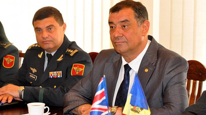 Ministrul Apărării, Valeriu Troenco, în premieră la Fabrika. Pune-i AICI o întrebare