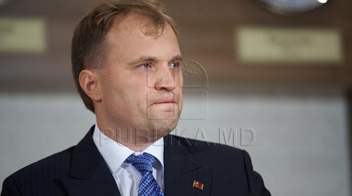 Şevciuk: Tiraspolul trebuie să ia decizii strategice pentru a nu rămâne fără gaz