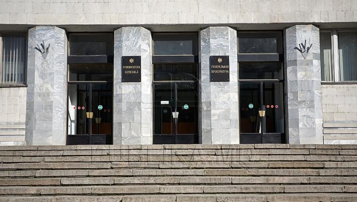 Măsuri sporite de protecţie anti-COVID-19 la Procuratura Generală