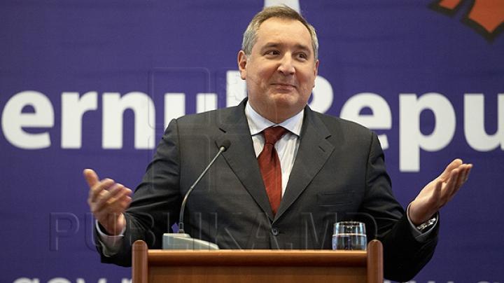 """Reacţia dură a fostului ministru al Apărării în adresa lui Rogozin: """"Clovnul"""" ăsta nu mai are răgaz"""