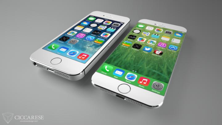 Cum va arăta carcasa la iPhone 6. Detaliile viitorului smartphone, surprinse într-o serie de POZE