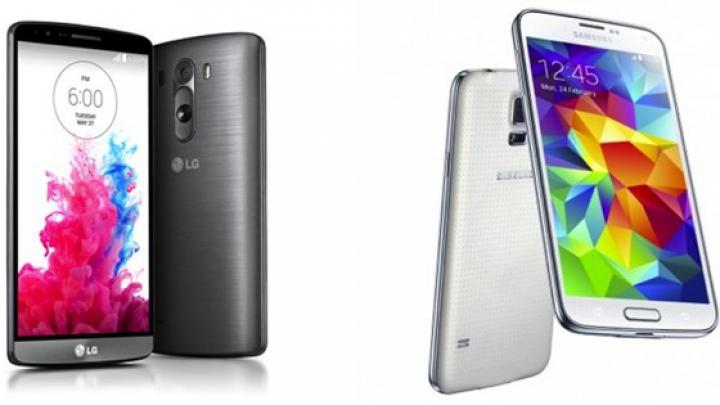 Camerele foto din LG G3 şi Galaxy S5 au fost puse la încercare (VIDEO)