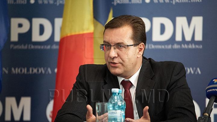 Marian Lupu: Retorica din autonomia găgăuză trebuie luată în serios