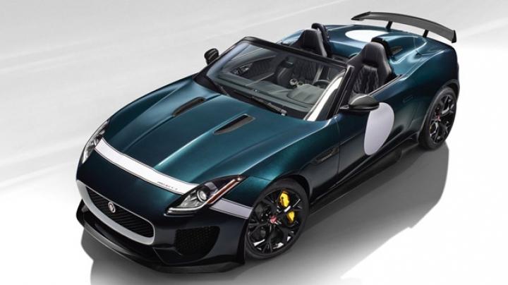 Project 7: Cel mai puternic şi rapid Jaguar de serie (VIDEO)