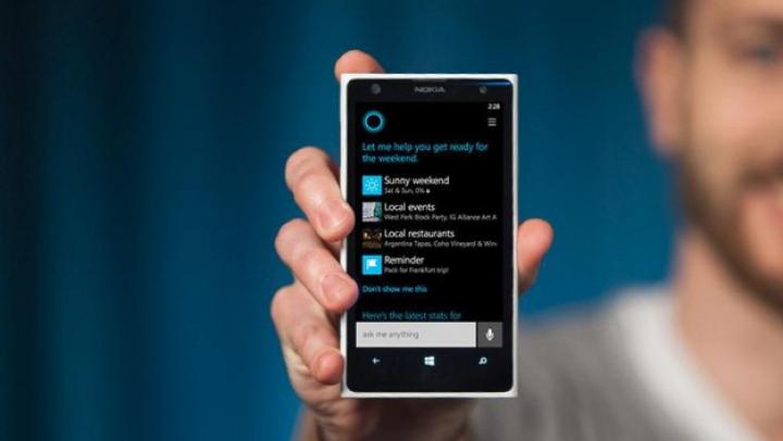 Cortana, asistentul virtual al Microsoft, ar putea ajunge și pe iOS și Android