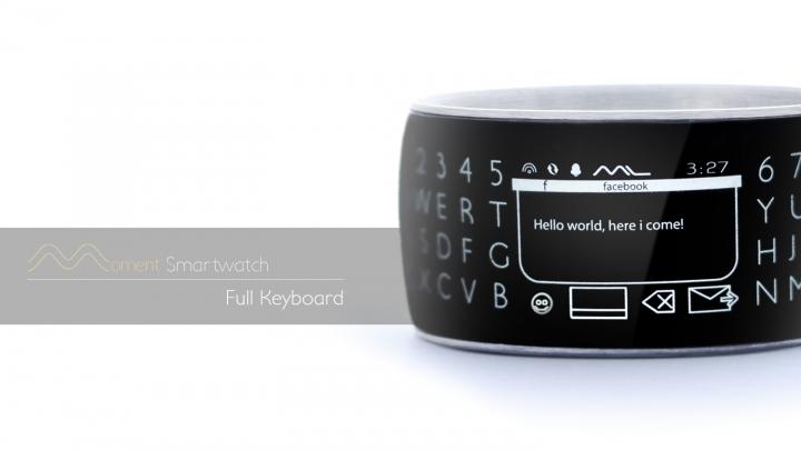 Ceasul inteligent care îşi propune să rescrie standardele în noua industrie a smartwatch-urilor (VIDEO)