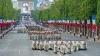 Premieră de Ziua Naţională a Franţei. Militari moldoveni au defilat cu tricolorul pe Champs Elysee