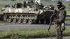 Militarii au descoperit un centru de comandă al separatiştilor în Sloviansk. Teritoriul operaţiunilor antitero s-a redus în jumătate