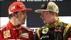 Fernando Alonso şi Kimi Raikkonen au fost eliminaţi de pe circuit din prima parte a calificărilor