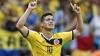 Mijlocaşul James Rodriguez s-a transferat la Real Madrid
