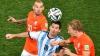 MECI SENZAŢIONAL! Argentina a bătut Olanda în semifinala Campionatului Mondial