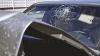 Accident de lux în capitală. Cum şi-a făcut o şoferiţă Porsche-ul praf (VIDEO)