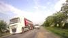 Pe contrasens la 100 de km/h. Un şofer a reuşit să evite în ultima clipă un accident rutier (VIDEO)