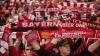 Sărbătoarea continuă în Germania. Jucătorii echipei Bayern au fost întâmpinaţi de sute de fani la Munchen
