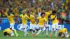 Brazilia promite să obţină un scor cât mai categoric în partida din sferturi cu naţionala Columbiei