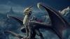 Un dragon uriaş a zburat deasupra Londrei