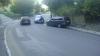 Accident la Durleşti. Ce a păţit şoferul unei maşini cu volanul pe dreapta (FOTO)