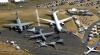Airbus şi Boeing se luptă pentru contracte avantajoase la Expoziţia aeronautică din Anglia