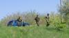 ''Dezbrăcaţi și dezorientaţi''. Doi minori au fost găsiţi rătăciţi în preajma frontierei de stat