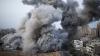 NO COMMENT! Cum arată Fâşia Gaza după atacul cu rachete lansat de Israel (VIDEO)