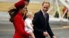 Sărbătoare în Marea Britanie! Micul prinţ George împlineşte un an