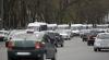Un taximetrist tupeist realizează o manevră interzisă (VIDEO)
