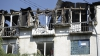 Zeci de apartamente ale blocului a cărui mansardă a fost mistuită de flăcări la Botanica au fost inundate