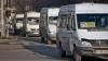 MAŞINI-CAPCANĂ de la INP: Zeci de şoferi de microbuze au fost surprinşi în timp ce încalcă regulile de circulaţie