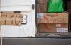 Surprize la frontieră! Ce au găsit vameşii în două microbuze care veneau din Italia (FOTO)