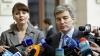 Nervi şi deranj după o nouă rundă de negocieri. Nina Ştanski a refuzat să răspundă la întrebările în ROMÂNĂ