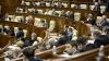 Deputaţii îşi amână vacanţa! Aleşii poporului sunt nevoiţi să susţină încă o şedinţă a Parlamentului pentru a vota 20 de proiecte