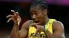 Jamaicanul Yohan Blake s-a accidentat sever, evoluând în cadrul Ligii de Diamant