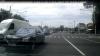 MARTOR OCULAR: Un şofer a reuşit la limită să evite un accident fatal în centrul capitalei (VIDEO)