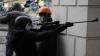 Focuri de armă în Piaţa Independenţei din Kiev. Trei persoane ar fi murit