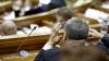 (FOTO) Un viceministru al Economiei a devenit parlamentar în fracţiunea PD