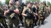Autorităţile ucrainene declară că militarii au ucis 100 de rebeli în luptele din estul ţării
