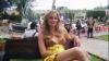 Un oficial olandez a cerut expulzarea din ţară a fiicei preşedintelui Putin